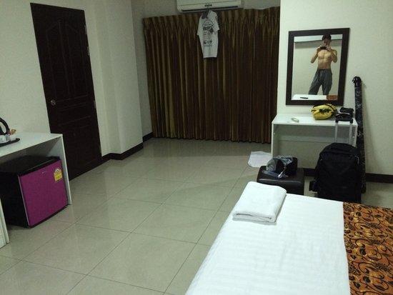 Princess Suvarnabhumi Airport Residence : Room
