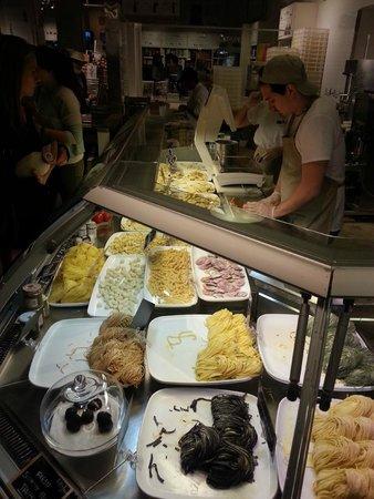 Eataly: The Pasta Counter