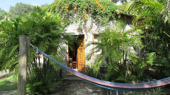 """Posada de Santiago: The bungalow """"Quetzal"""""""