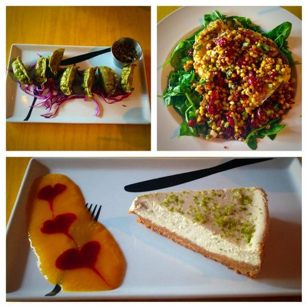 The Cafe, A Mostly Vegetarian Place: The Cafe