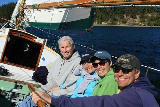 Northwest Classic Daysailing : A great time!
