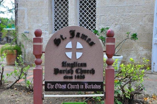 St. James Parish Church: St James Parish Church