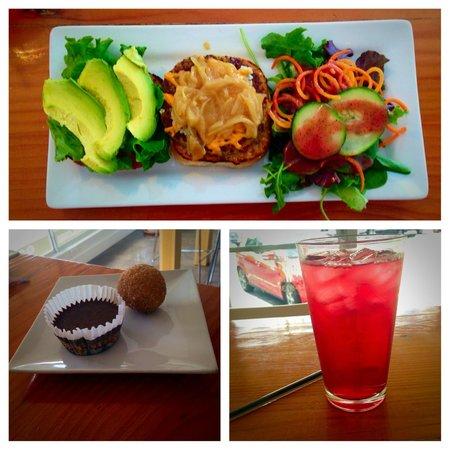 Green Bar & Kitchen lunch