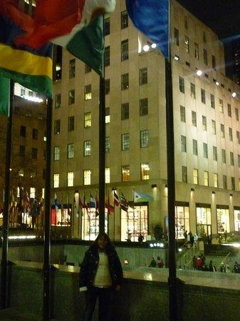 Rink Bar Rockefeller Center: Es parte de la historia de New York.