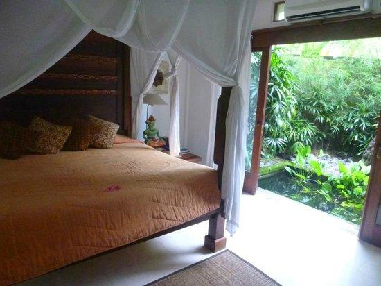 kaMAYA Resort and Villas: villa room