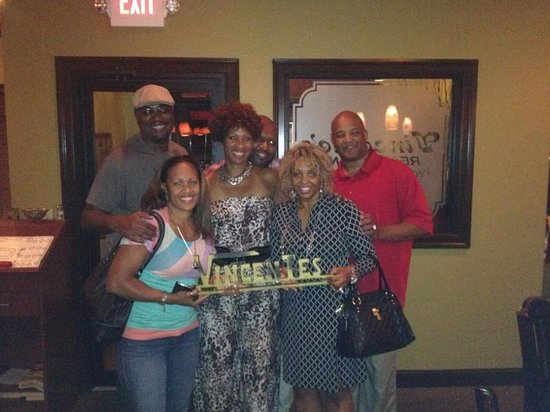 Vincente's Restaurant: Night to Remember