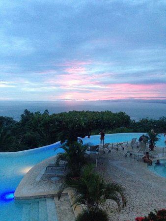 La Mariposa Hotel: First Sunset
