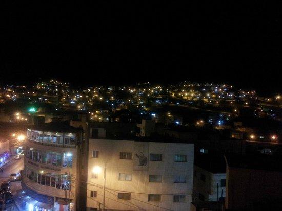 Saba'a Hotel : vista desde la terraza