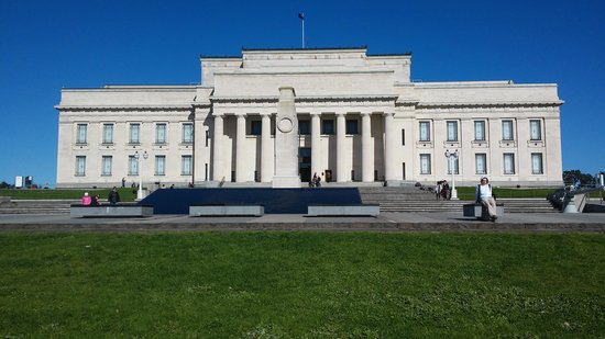 Auckland Domain: Museo