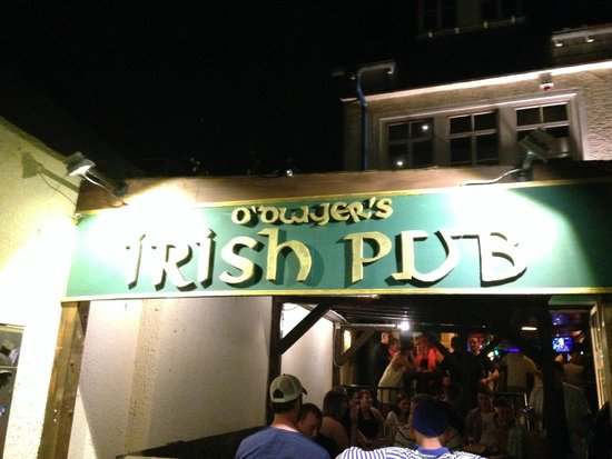 The Anglo Irish Pub - Frankfurt