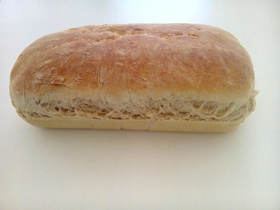Pura Vida Cafe: Homemade bread