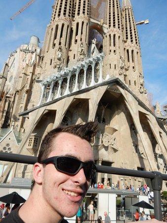 Barcelona Bus Turistic: Basilica of the Sagrada Familia