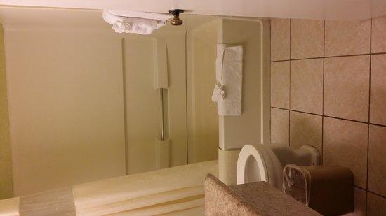 Alamo Inn & Suites: Bathroom
