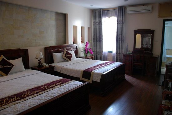 Little Hanoi Diamond Hotel: our familly room