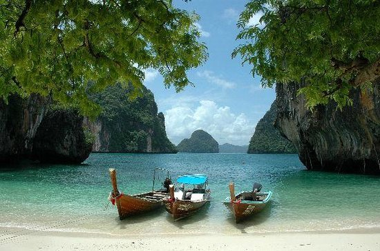 Guia en Tailandia - Day Tours