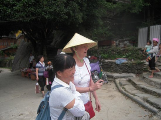 Lilly Lu's Private Tours: Longji with Lilly