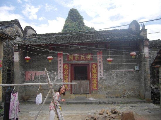Lilly Lu's Private Tours: Huang Yao with Sally