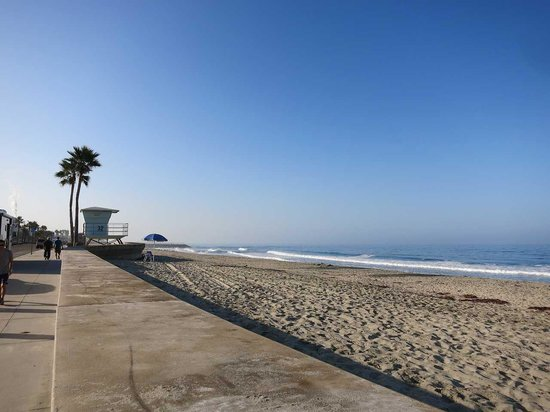 South Carlsbad State Beach: ビーチ