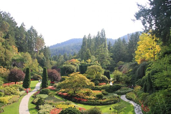 Landsea Tours and Adventures: Sunken Garden