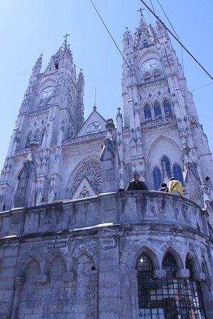 Basílica: Que hermosa vista