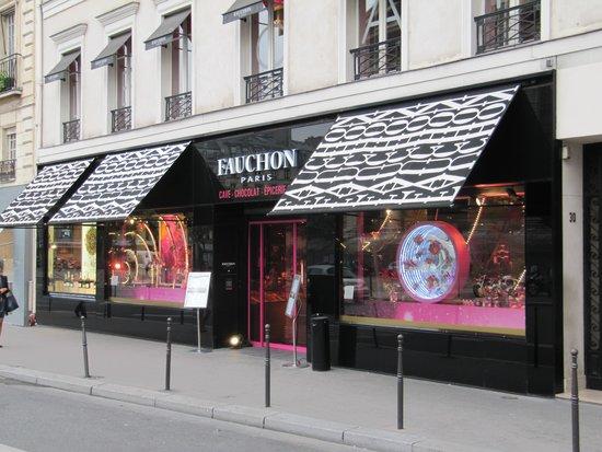 Fauchon: бутик