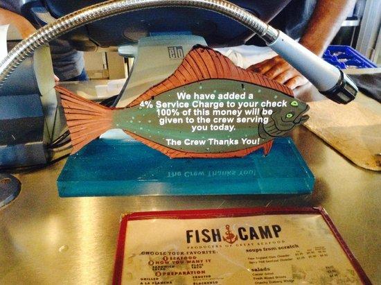 Fish camp huntington beach menu prices restaurant for Fish camp menu