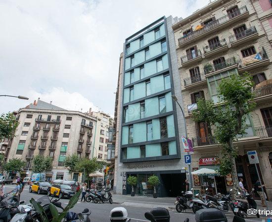 Sala Fumatori Aeroporto Barcellona : Room mate emma hotel barcellona spagna prezzi e recensioni