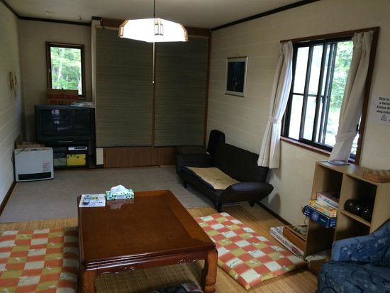 Hakuba Windy Lodge: Lounge room②