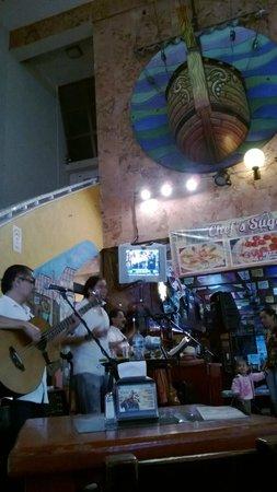 Karen's Restaurant: los músicos