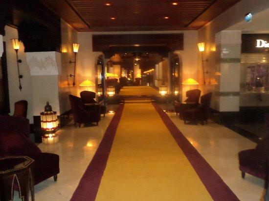 La Mamounia Marrakech: hall de réception