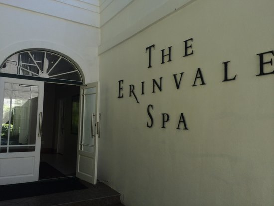 Erinvale Estate Hotel: Spa