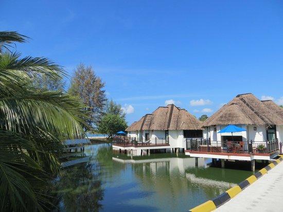 Sokha Beach Resort : Корпуса