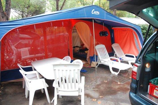Yelloh! Village La Petite Camargue: Canvas Holidays tent