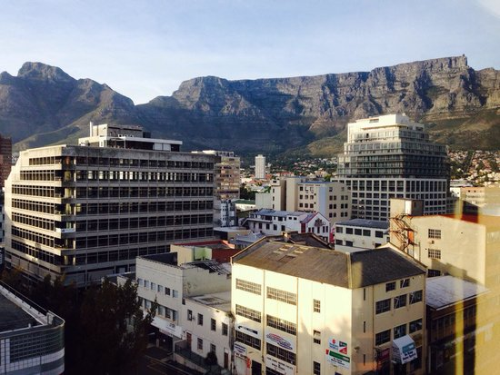 Cape Town Lodge: View from room 621