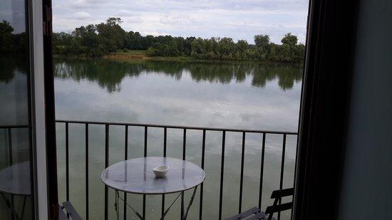 Jean de Saone : Balkon