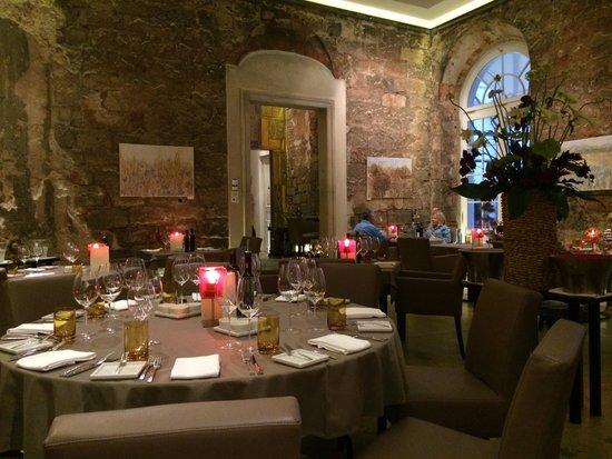 Kastenmeiers: The beautiful dining room