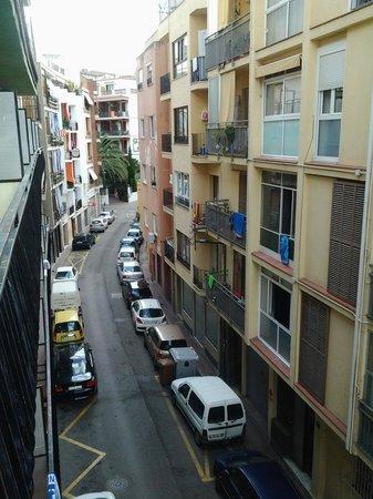 Castella: Вид с балкона