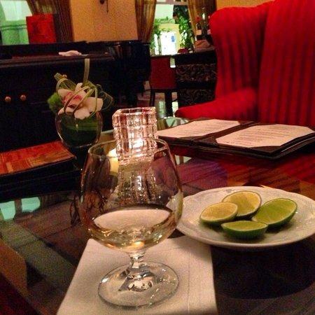 فور سيزونز هوتل مكسيكو دي. إف.: Tequila!