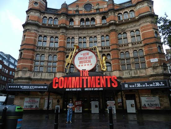 The Commitments: The Palace Theatre In Soho