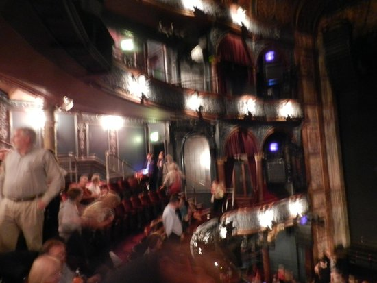The Commitments: A Lovely Old Theatre