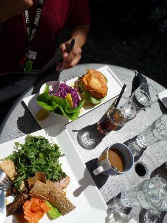 Truffle Pigs Bistro & Lounge: Increible la comida!