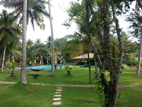 Talalla Retreat: The hotel