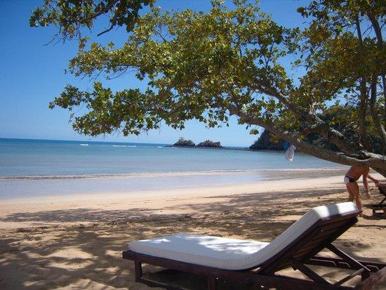 VOI Amarina resort : La spiaggia dell'Amarina