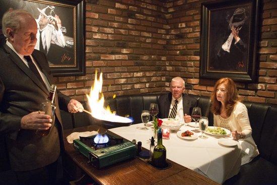 Manhattan of La Jolla: Tableside Steak