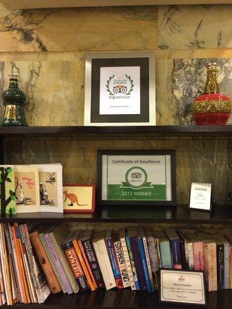 هانوي ميراكوس هوتل 1: Tripadvisor's award