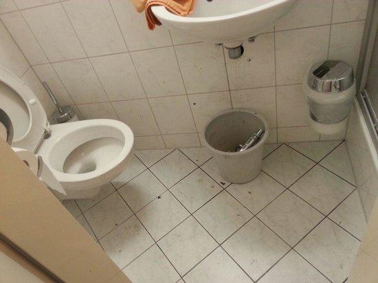 Hotel Castell : Hoe ze het achterlieten