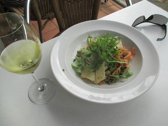 Olio Bello: Pasta dish