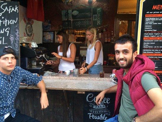 Cafe Safak: Possible