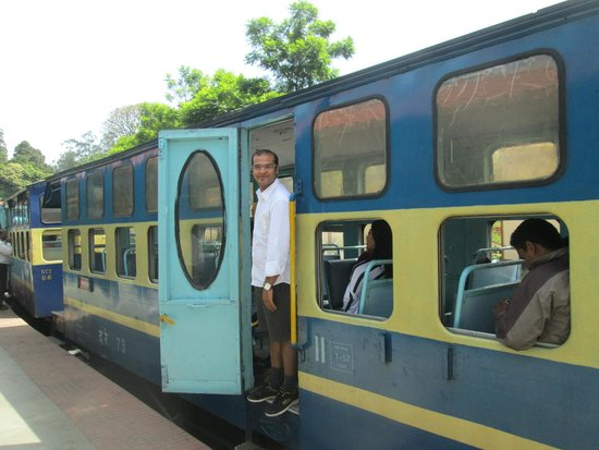 Heritage Train: Toy Train