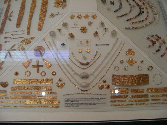 Heraklion Archaeological Museum: Orefici d'ecezione